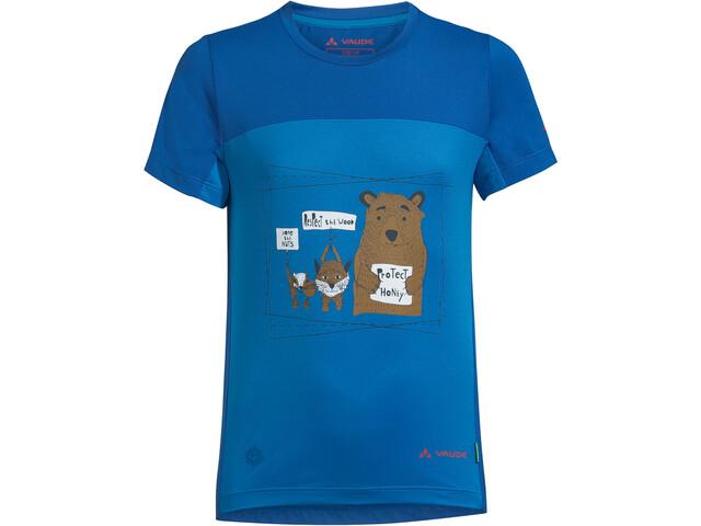 VAUDE Solaro T-Shirt II Kids, radiate blue